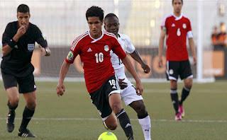 بث مباراة منتخب مصر والعراق غدا الاربعاء 26 يونيو 2013 على قناة الجزيرة الرياضية +4