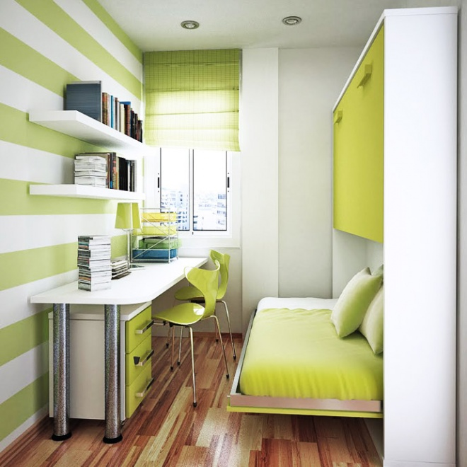 Desain Tempat Tidur Anak Minimalis