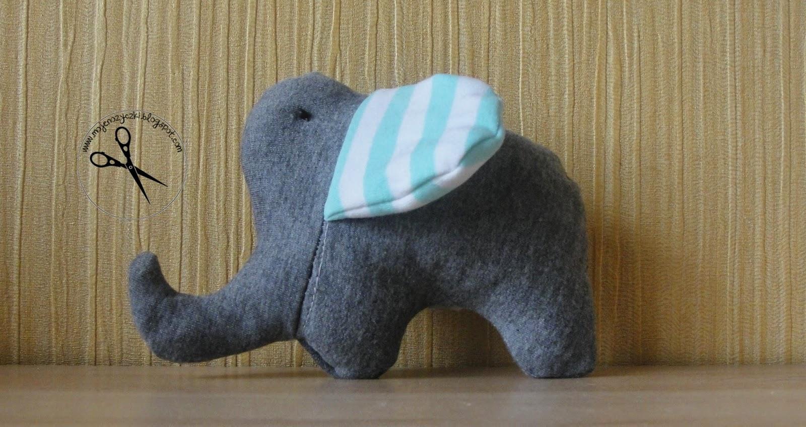 Jak uszyć słonia ?
