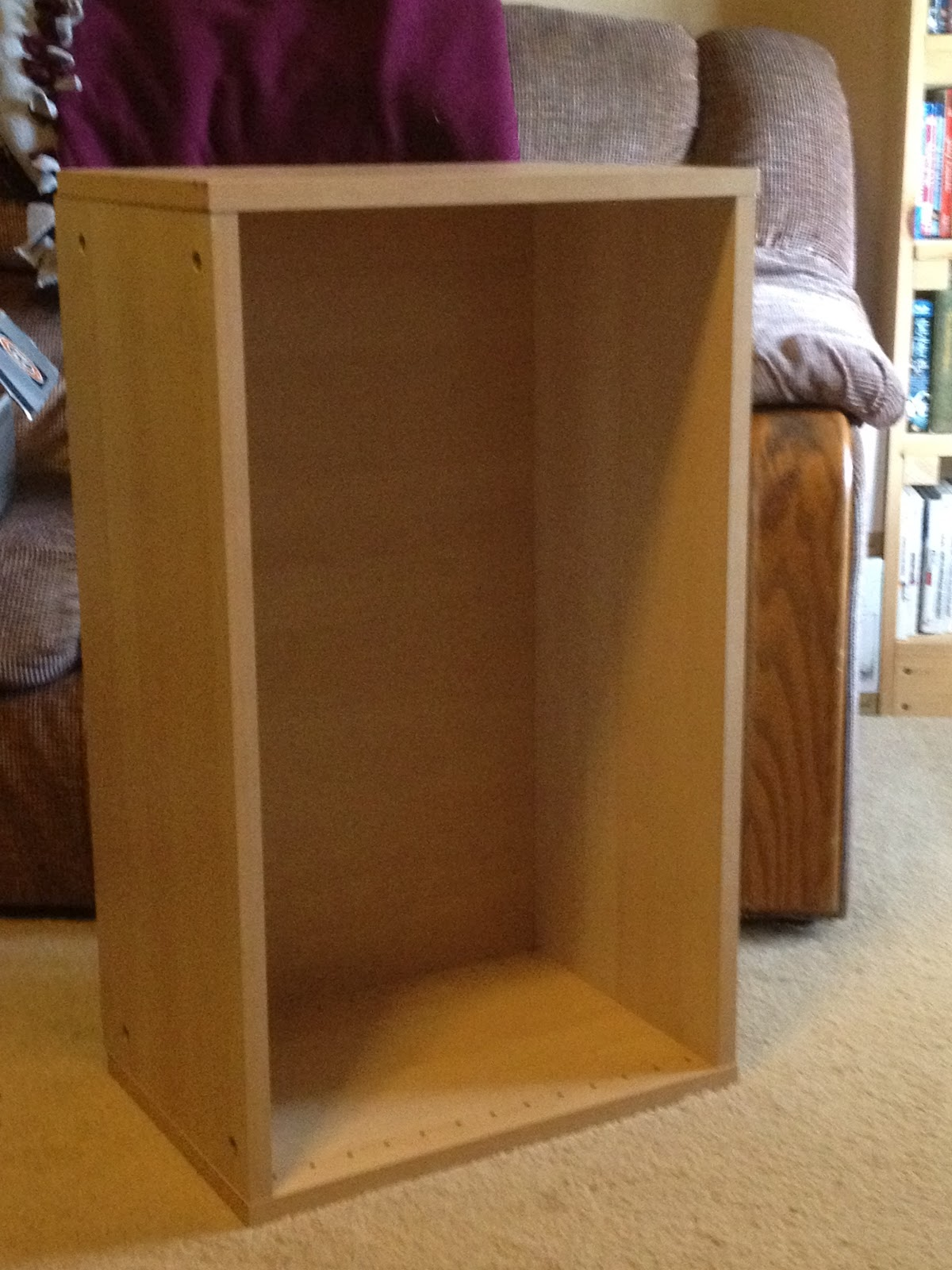 sadie lady ikea hack storage bench. Black Bedroom Furniture Sets. Home Design Ideas