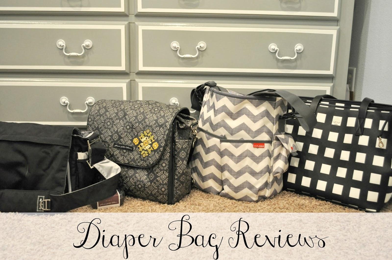 4 Diaper Bag Reviews