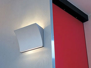 Flos Pochette Wall Light - Designer Lights from Flos, by Rodolfo Dordoni