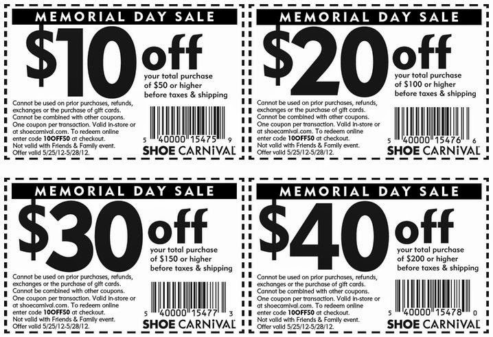 image relating to Shoe Carnival Printable Coupons named Shoe carnival coupon code