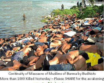 Pembohongan Tentang Isu Kekejaman Di Myanmar