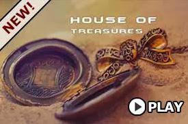 Juego de buscar objetos ocultos House of Treasures