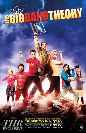Baixar The Big Bang Theory 6ª Temporada Completa Download Grátis