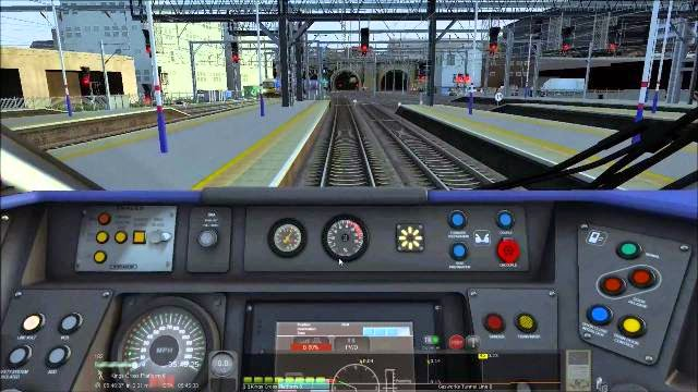 Train Simulator 2015 PC Games Gameplay