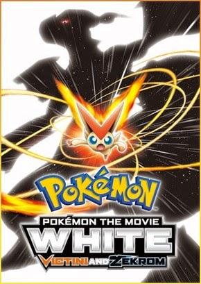 Pokémon 14: Branco – Victini e Zekrom – Dublado (2013)