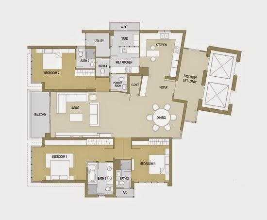 Kiaramas Danai Condominium Malaysiacondo
