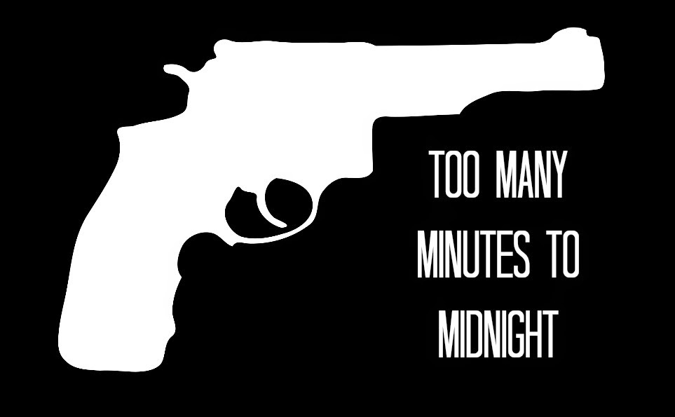 Too many minutes to midnight