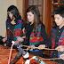 Jóvenes sanjuaneros destacan en Chicago ejecutando la marimba