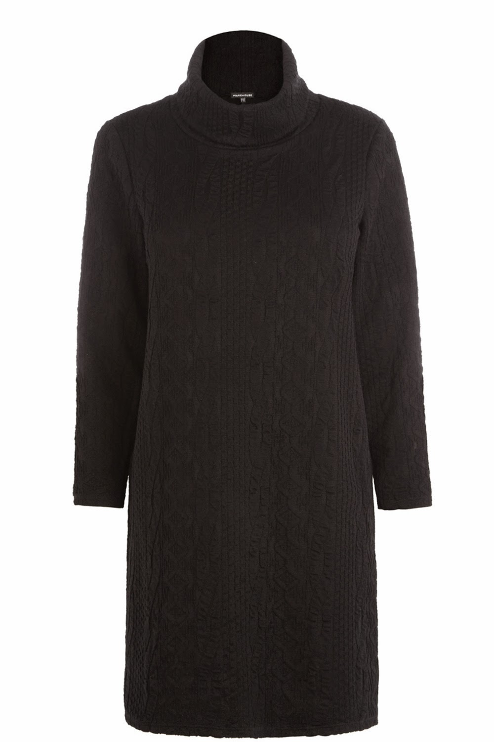 warehouse jumper dress