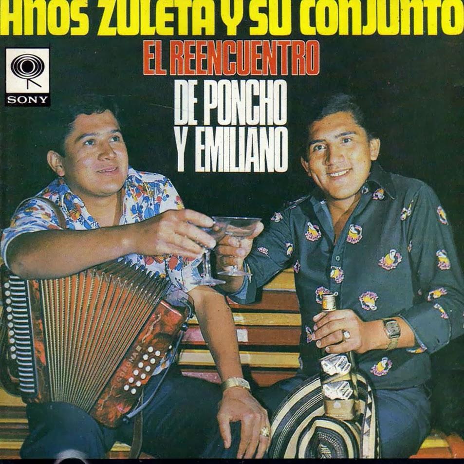 discografia poncho: