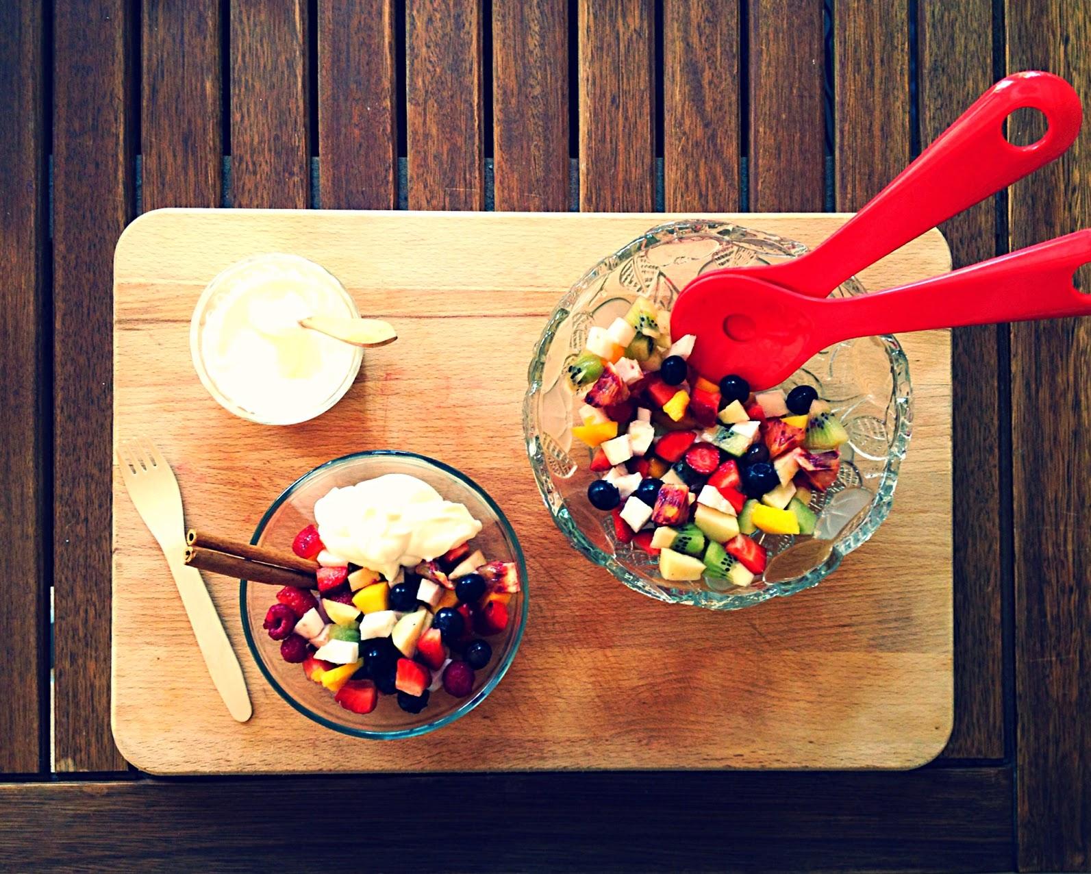 Ensalada de frutas Delicious Martha