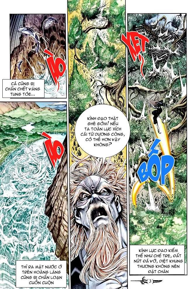 Thần Binh Huyền Kỳ I chap 146 - Trang 3