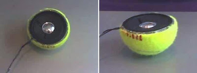 Creative and Cool Ways To Reuse Old Tennis Balls (30) 1