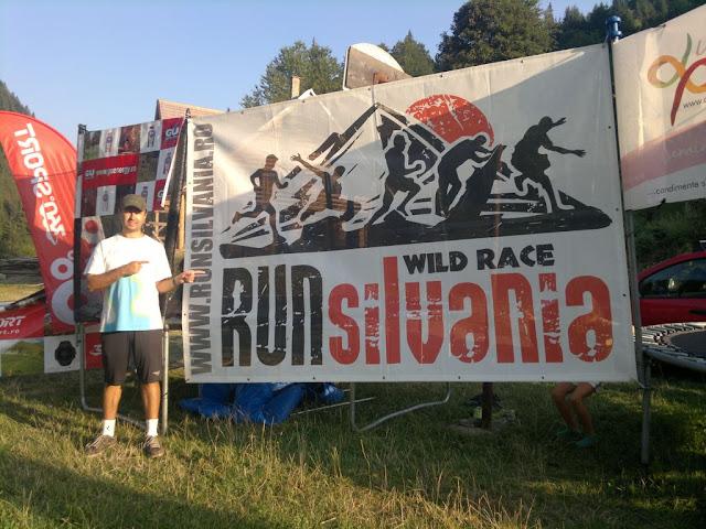 Florin Chindea, maseur la Runsilvania Wild Race 2015. Masaj din Timişoara la Răchiţele. Banner Runsilvania