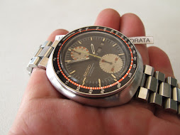 HOLD SEIKO CHRONOGRAPH UFO PART B - AUTOMATIC 6138