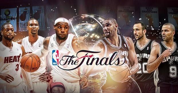 NBA Finals 2013 Game 7 Full Highlights - San Antonio Spurs ...