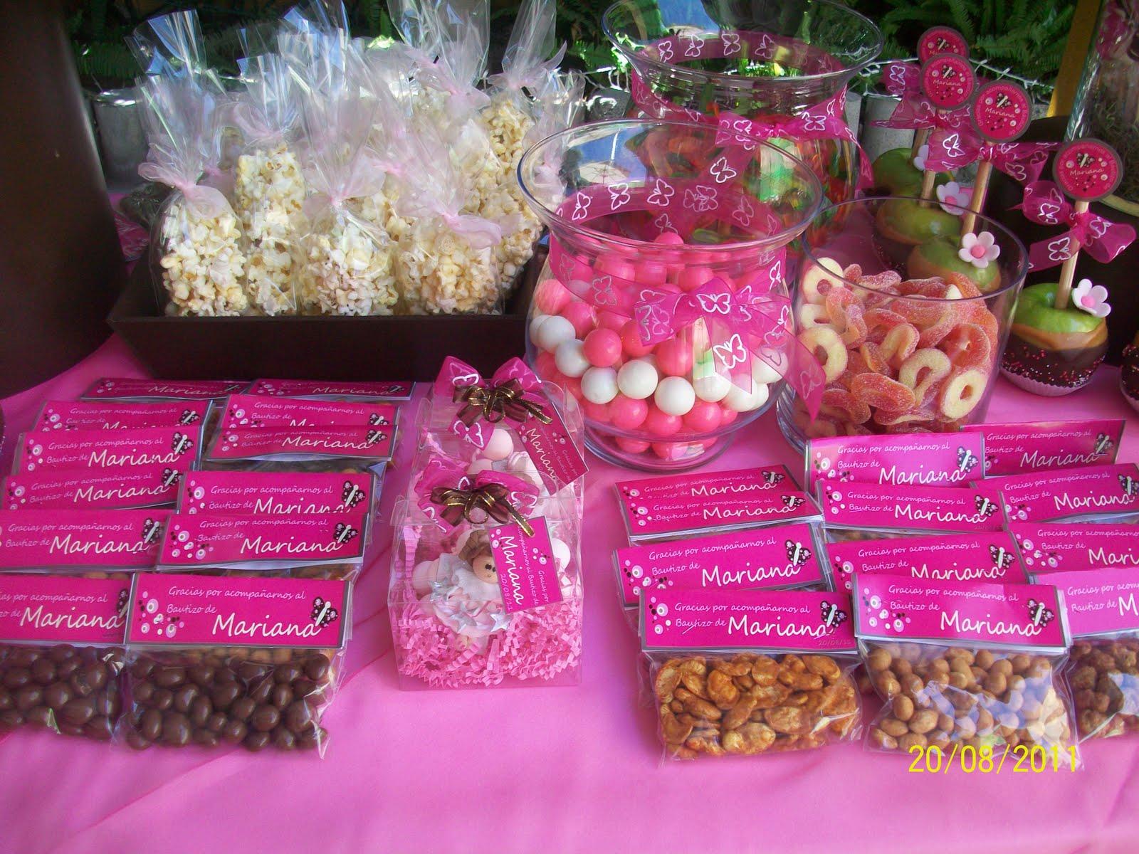 Cherry, Pasteleria Creativa: Mesa de Dulces para Mariana