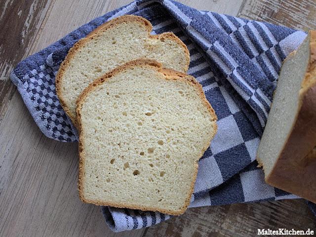 Experimente aus meiner Küche: Toastbrot #breadbakingfriday