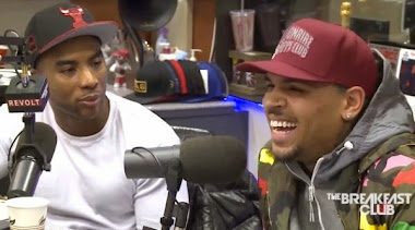 "SHOTS FIRED: Chris Brown is Not Feeling Drake, Calls Him a ""Corny Singer Rapper"""