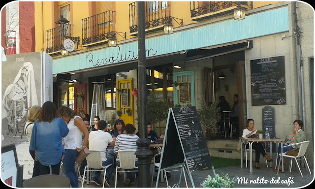 Restaurante Revolutum, Ávila