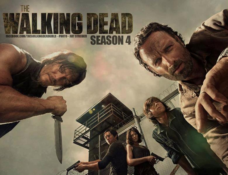 Nueva promo extendida de la cuarta temporada de \'The Walking Dead ...