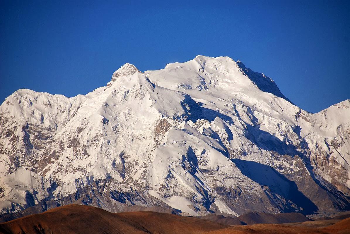 Shishapangma - 15 Highest Peaks in the World