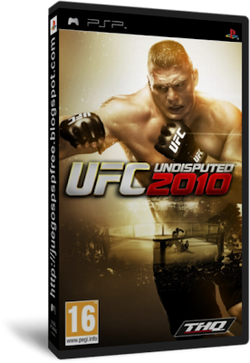 UFC 2010 Undisputed PSP Descarga