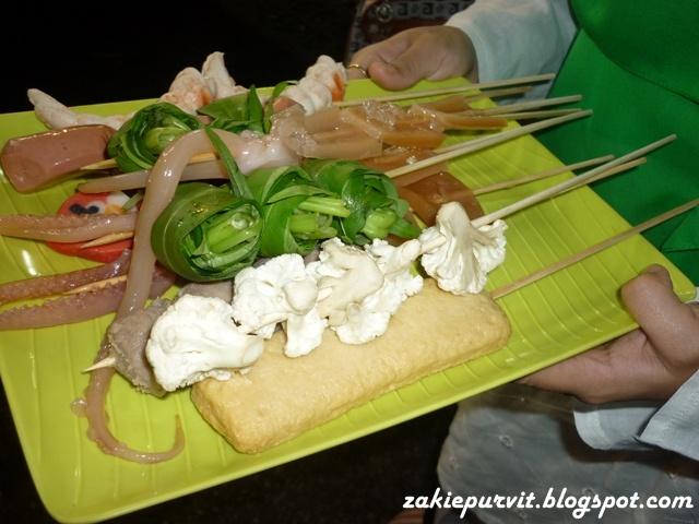 Titisan Nurani Makan Makan Di Dataran Bandaraya Jb