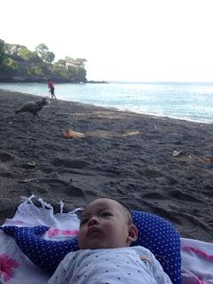 pantai duduk batulayar lombok