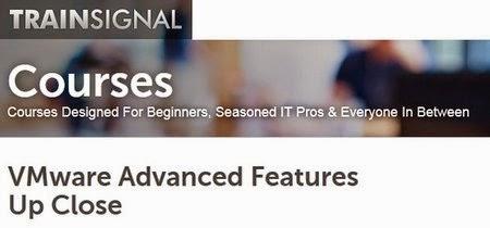 Video Lab học VMware Advanced Features Up Close,Học nâng cao và chuyên sâu về VMware