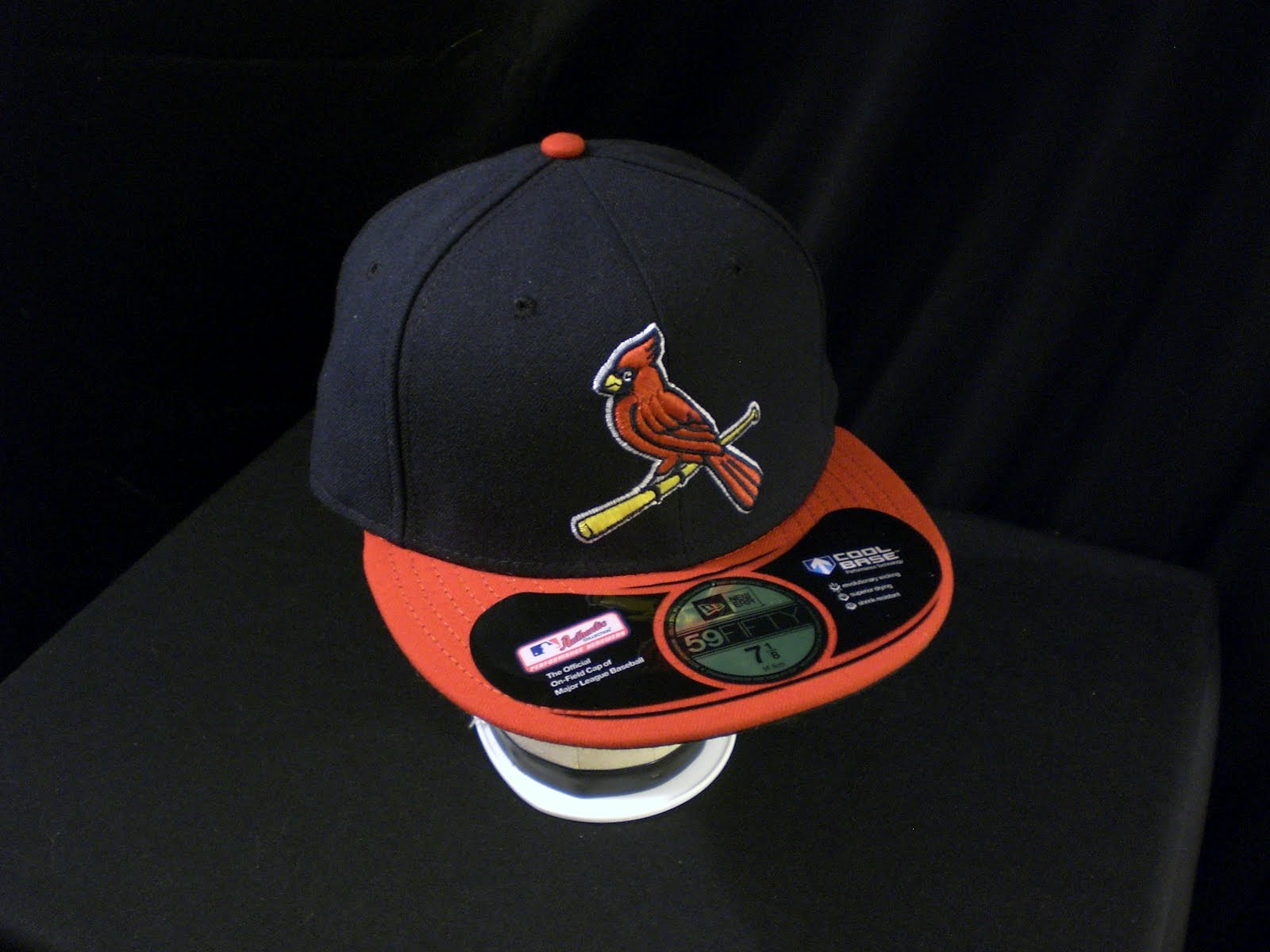 Embroidery Fitteds St Louis Cardinals Alternate