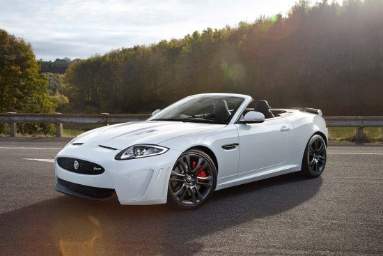 Jaguar XK 5 0 Litre V8 Petrol Supercharged Covertible 2013 Wallpaper