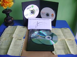 Paket Siap Antar dan Bukti Pengiriman Via Pos