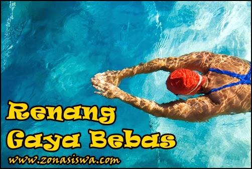 Renang Gaya Bebas | www.zonasiswa.com