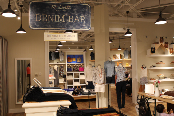 madewell beachwood, ohio