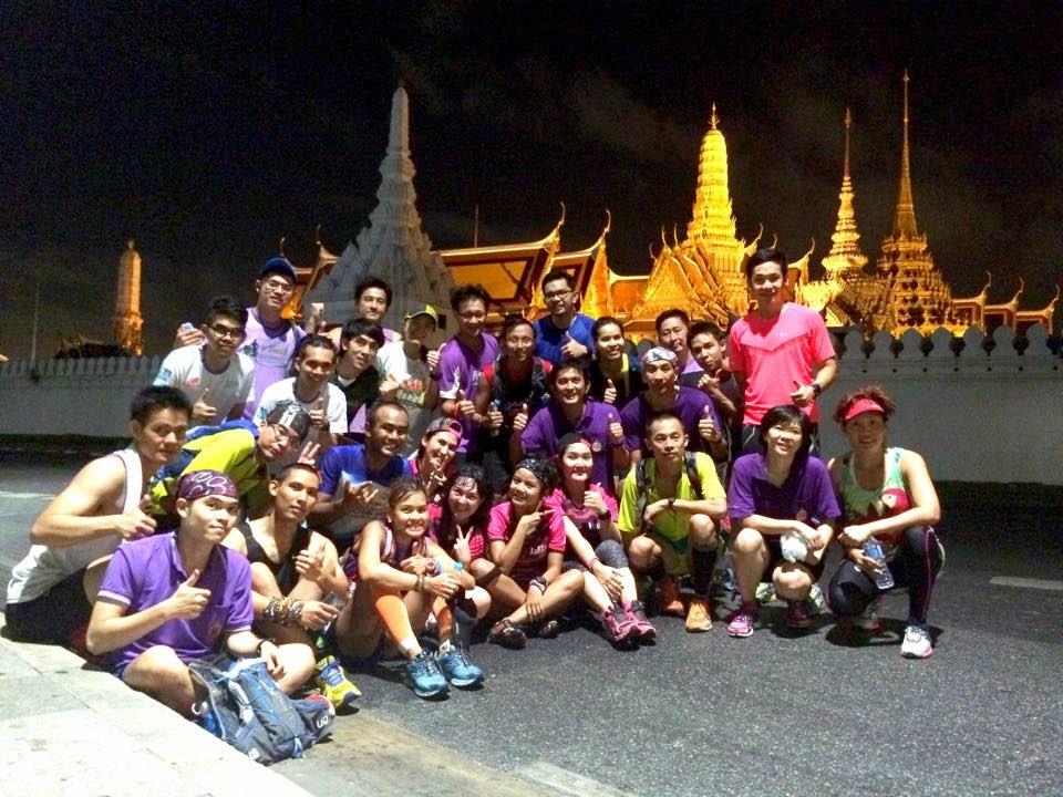 City Run BKK Running Boom 2015