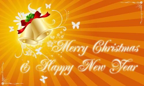 Ucapan Selamat Natal Dan Tahun Baru 2014