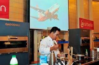 Budi Setiono, Chef Executive Hotel Termewah di Dubai asal Kebumen
