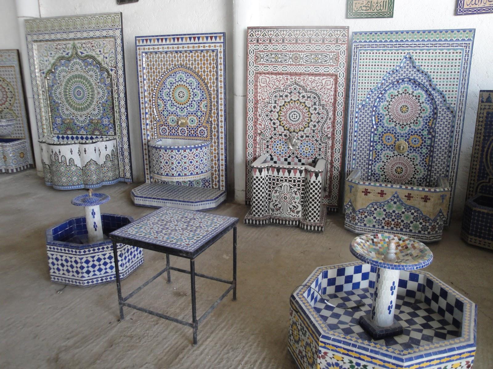 artsandra artesan a y mosaico viaje a marruecos On artesania en mosaico