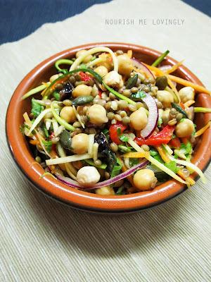 lentil_chickpea_salad