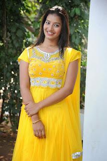 Pragnya Pictures in yellow salwar 010.jpg