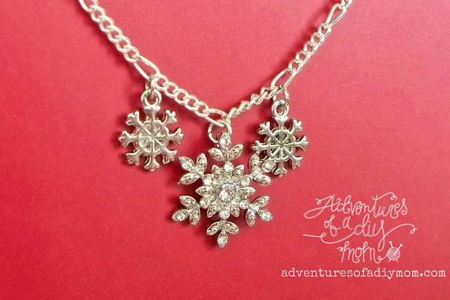 Snowflake Necklace