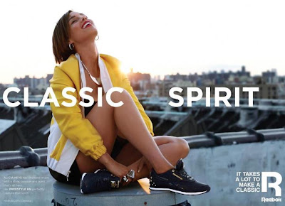 Alicia Keys Reebok Shoe Deal