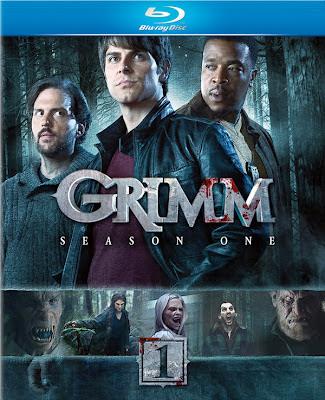 Grimm Blu-Ray