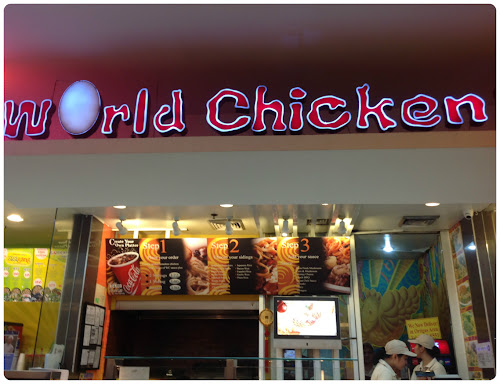 World Chicken - Megamall