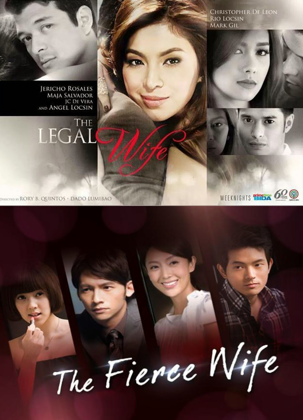 Flashback Friday: The Fierce Wife (2011) vs. The Legal Wife (2014)