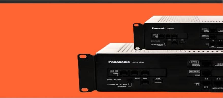 IP Panasonic KX-NS500 για μικρές και μεσαίες επιχειρήσεις & ξενοδοχεία...